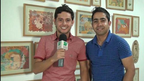 Efraín ´Bola´ Corrales y Carlos Mario Ramírez, Reyes del festival Francisco ElHombre