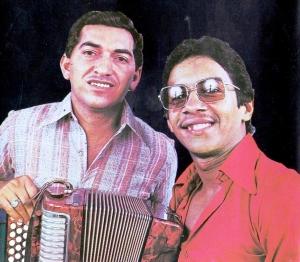 Elberto 'El Debe' López y Diomedes Díaz