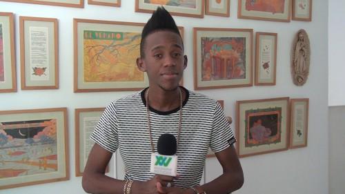 """Young F estuvo en Valledupar promocionando su nuevo tema """"La que me pone amarchar"""""""