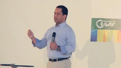 Gobernador del Cesar realizo acto de rendición de cuentas vigencia2014