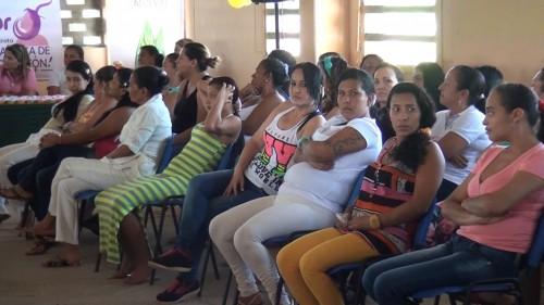Internas de la cárcel judicial celebran el día Internacional de laMujer
