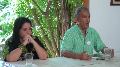 Dos precandidatos del partido verde se unen para aspirar a la alcaldía deValledupar