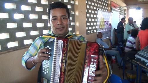 En la cárcel, Juan David ´El pollito´ Herrera se prepara para participar en el festivalvallenato