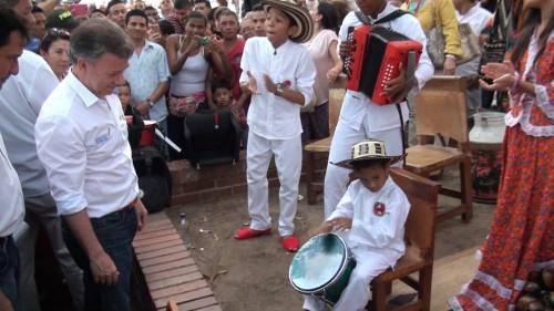 Presidente Santos estará en la versión 48 del festival vallenato en homenaje a la dinastíaLópez