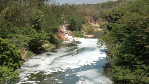 Por alto grado de contaminación fue declarada la emergencia ambiental del ríoCesar