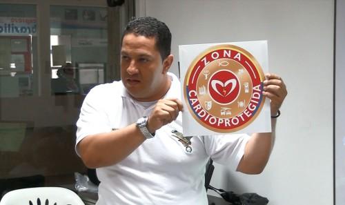 Valledupar es pionera en la región Caribe en la instalación de zonas cardioprotegidas