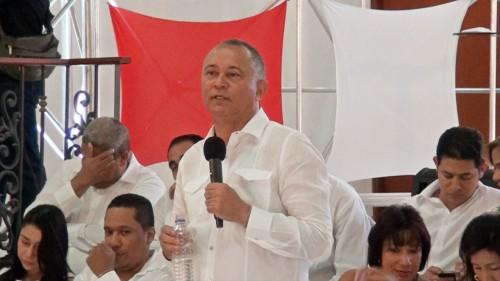 El alcalde de Valledupar Fredys Socarrás Reales realizó Audiencia Pública de Rendición de Cuentas año2014