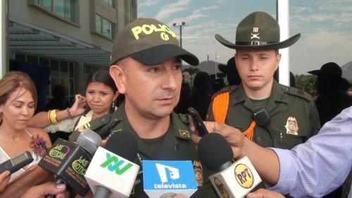 Tte Coronel Wilson Parada Coordinador de Policía Rural habla sobre seguridad en elcampo