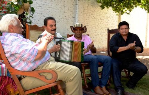 Promoción del Festival Vallenato en Barranquilla yCartagena
