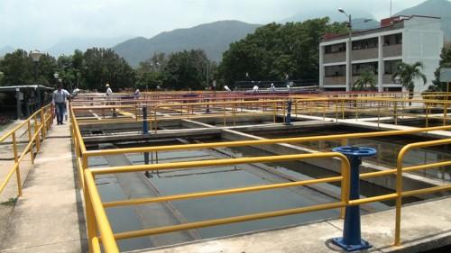 Superintendente de Servicios Públicos, recorrió la Planta de Tratamiento de Aguas deEmdupar