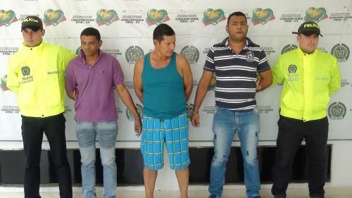 Presuntos violadores se declaraninocentes