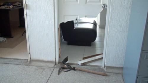 Millonario robo en el edificio centro médico Tequendama deValledupar