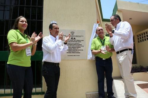 Fue reinaugurado el laboratorio de semillas del ICA en Valledupar,  único en la regióncaribe