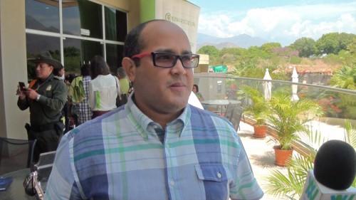 Wilson Solano, secretario de Agricultura Departamental se refiere alAgroencuentro