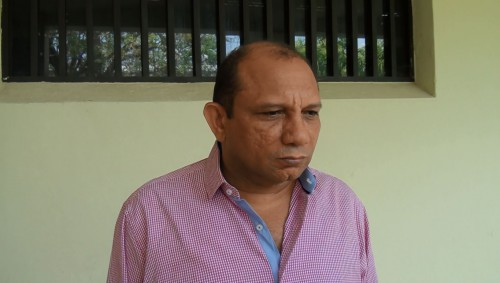 Concejal Yesid Triana, denuncia falta de agua potable en el corregimiento de Elperro