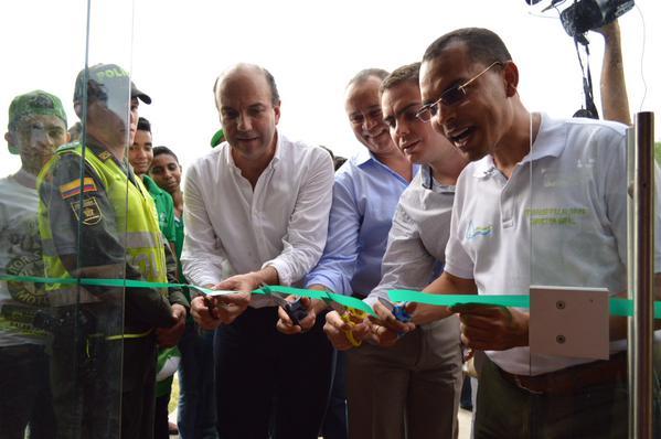 Fue inaugurado Centro de Atención y Valoración de Flora y FaunaSilvestre