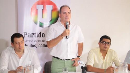 Franco Ovalle a la Gobernación del Cesar por laU