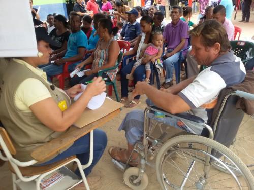 Socialización para la ampliación de cobertura e inclusión de estudiantes condiscapacidad