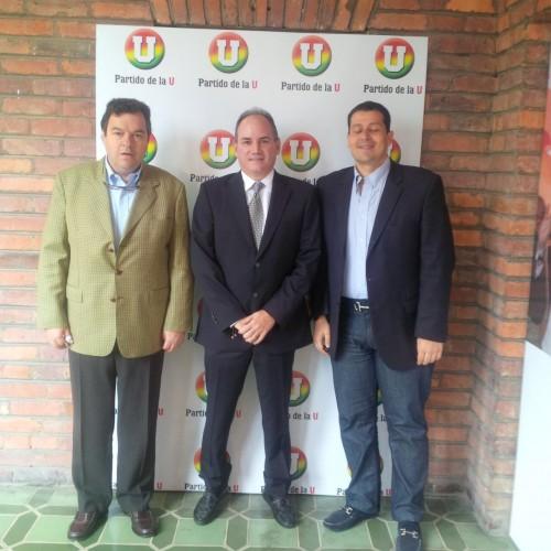Franco Ovalle, sorpresiva candidatura a la gobernación del Cesar por el partido de laU