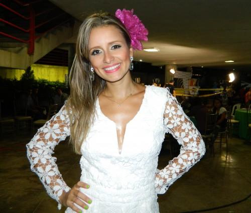 Margarita Doria, cuarta reina de la canción inédita en la historia del FestivalVallenato