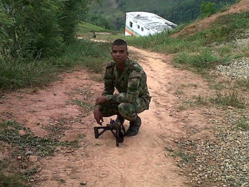 Militar cesarense  murió en entrenamiento deantiexplosivos