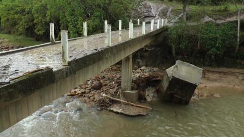 Alerta preventiva ante posible creciente súbita en ríos que bajan de la Sierra Nevada y la Serranía delPerijá