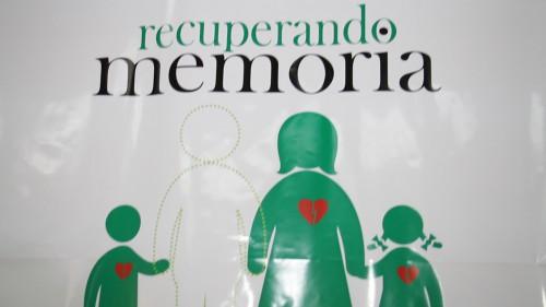 Conmemoración de la semana de los DetenidosDesaparecidos