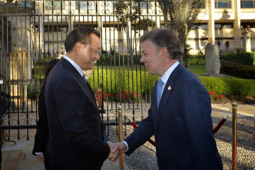 Colombia y China suscriben convenios decooperación