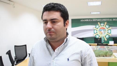 Julio Casadiegos votó negativo empréstito para Centro Cultural de la MúsicaVallenata