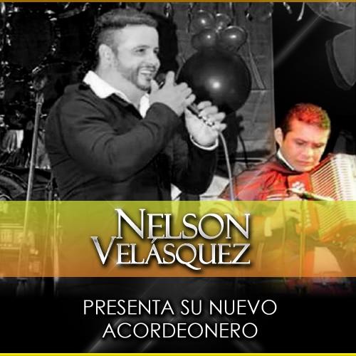 Nemer Yesid Tetay, acordeonero oficial de NelsonVelásquez