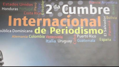 2da cumbre internacional de periodismo enValledupar