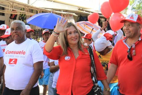 """""""Mejoraré la calidad de vida de nuestra gente"""": Consuelo Camargo Escorcia, candidata a la alcaldía dePlato"""