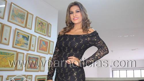 Karen Barraza es la reina del Cesar al concurso Señora Colombia Intercontinental