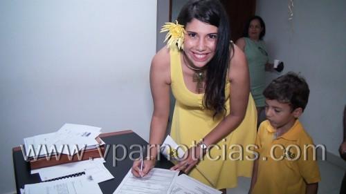 Lina De Armas, la cuota femenina en la aspiración a la alcaldía deValledupar