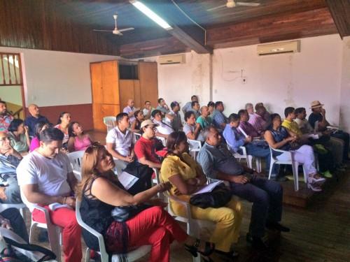 Socialización del Programa Nacional de Concertación de MinCultura enValledupar