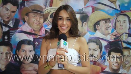 Lorena De Lima Arroyo Miss Mundo Cesar2015