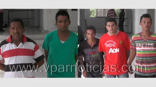 Capturados padre e hijo presuntos abusadores sexuales de una menor deedad