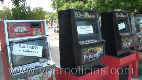 Primeras capturas en el país por operar ilegalmente juegos de suerte yazar