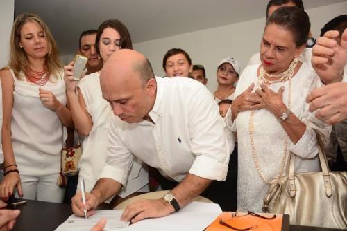 Sergio Araújo, candidato a la Alcaldía por Centro Democrático, propone un nuevo modelo de administración paraValledupar