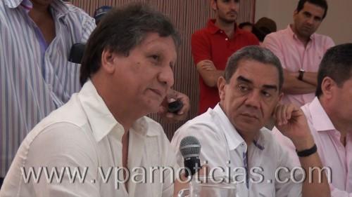 Rafael Bolaños apoyará la campaña de ArturoCalderón