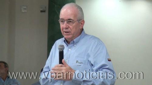 Distritos de riego en la costa caribe ante el cambio climático:  Presidente deFedepalma