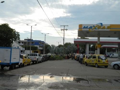 MinMinas adelantó en un 20% cupo de combustible para elCesar