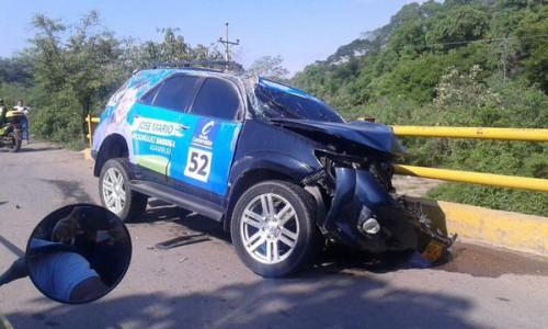 Comunicado del concejal José Mario Rodríguez tras el fatal accidente detránsito