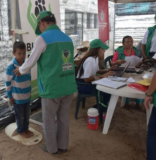 Directora ICBF pide un corredor humanitario para niños estudiantes en LaGuajira