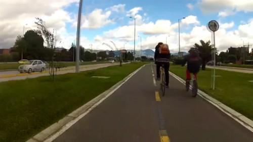 Con jornada académica  Valledupar se unió a la Semana Nacional de Movilidad sostenible enbicicleta