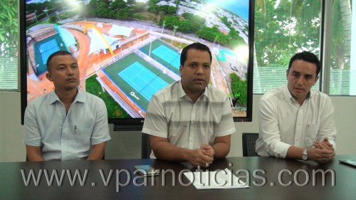 Copa profesional de Tenis Gobernación del Cesar ITF Futuros con profesionales de distintospaíses