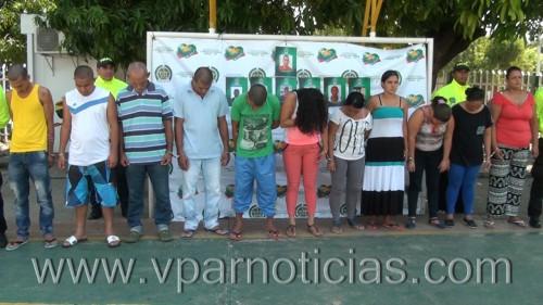 """Desarticulada en Valledupar la organización criminal """"LaMacarena"""""""