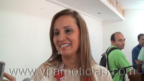 Edna María Vigna Primera gestora del Cesar anuncia programa de saludoral