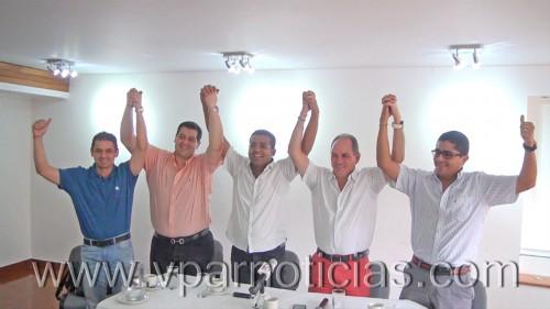 Franco Ovalle Angarita del partido de la U es el nuevo gobernador deCesar