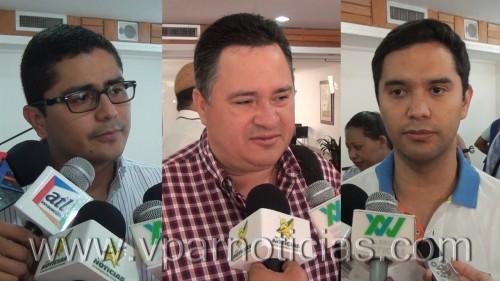 Políticos cesarenses opinaron acerca de los elegidos en los comicios del 25 deoctubre